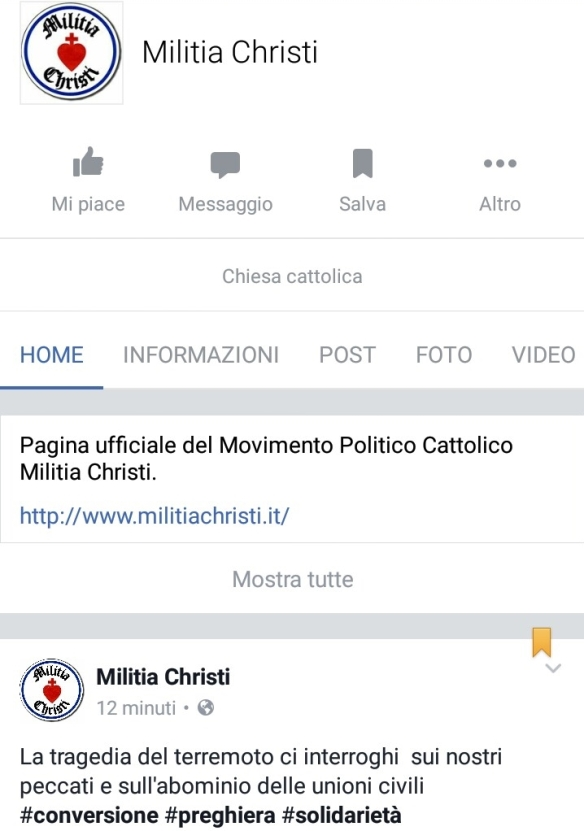 Militia Christi #01